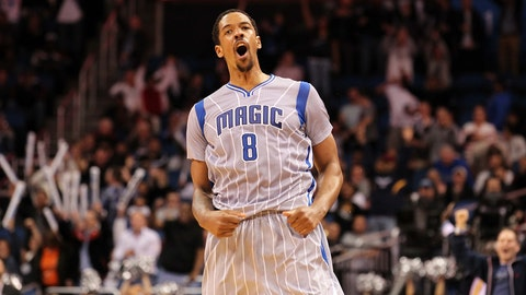 Channing Frye, Orlando Magic. Salary: $8,579,088