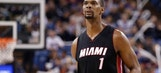 Bosh making progress, continues to recuperate at hospital