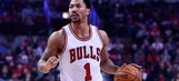 Rose says he has no pain in knee, aims to return before season ends