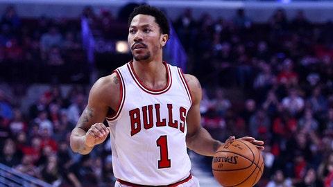 Derrick Rose, Chicago Bulls. Salary: $18,862,876