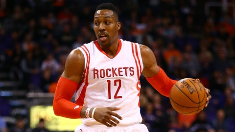 Dwight Howard, Houston Rockets. Salary: $21,436,271