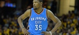 Durant opts for surgery, out for remainder of season