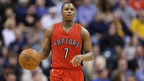 Kyle Lowry, Toronto Raptors. Salary: $12,000,000