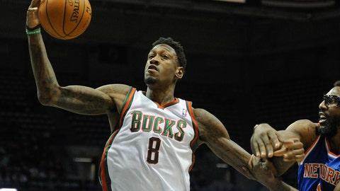 Larry Sanders, Milwaukee Bucks. Salary: $11,000,000