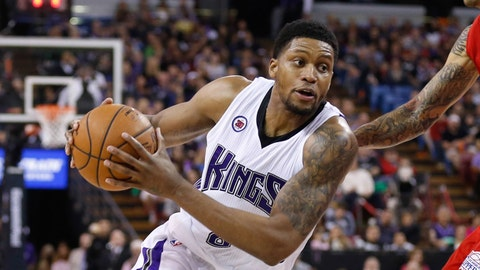 Sacramento Kings, Rudy Gay, F