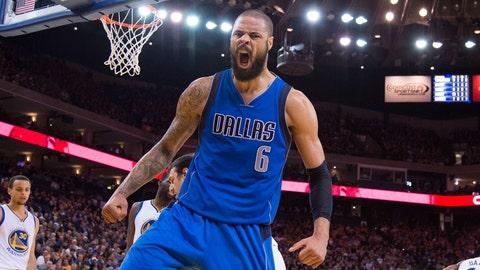 Tyson Chandler, Dallas Mavericks. Salary: $14,846,888