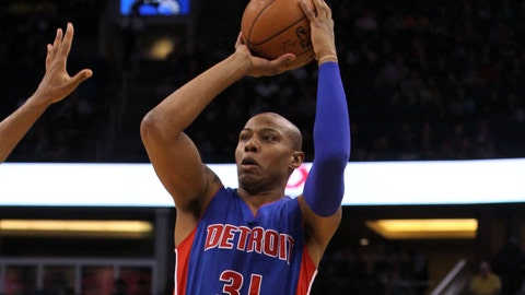 Caron Butler, Detroit Pistons. Age: 34