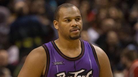 Chuck Hayes, Toronto Raptors. Age: 31