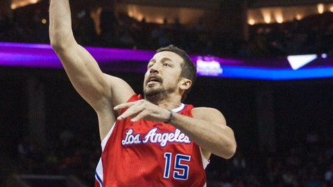 Hedo Turkoglu, Los Angeles Clippers. Age: 35
