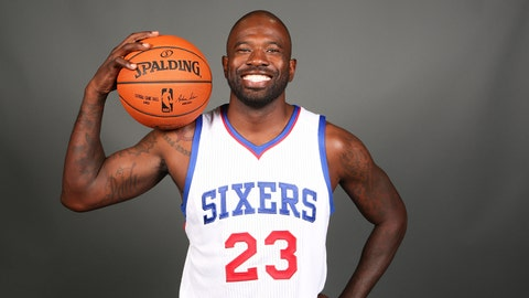 Jason Richardson, Philadelphia 76ers. Age: 34