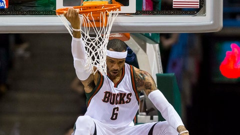 Kenyon Martin, Milwaukee Bucks. Age: 37