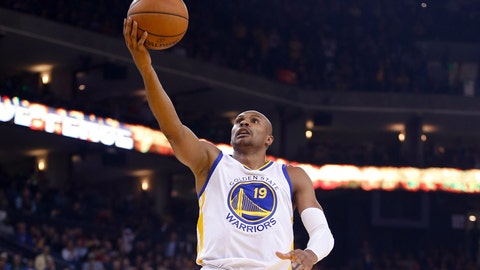 Leandro Barbosa, Golden State Warriors. Age: 32