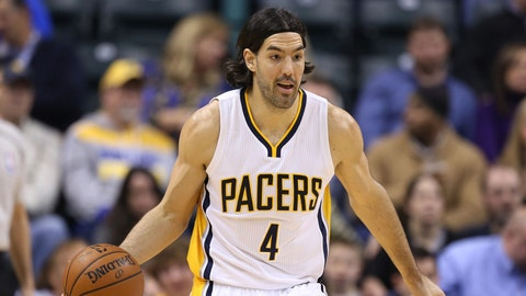 Luis Scola, Indiana Pacers. Age: 34