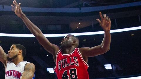 Nazr Mohammed, Chicago Bulls. Age: 37