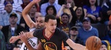 Curry, Thompson lead well-rested Warriors past Spurs