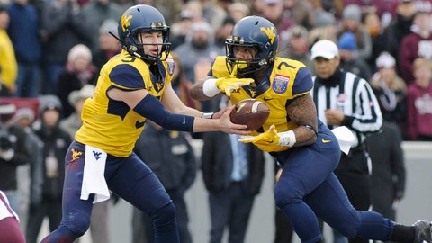 West Virginia: 37-27 (21-20). Titles: 2 (Both in Big East). Bowl record: 1-3