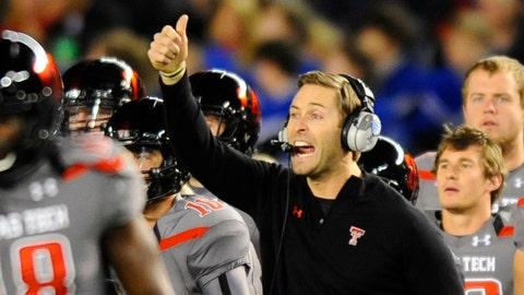 Texas Tech: 32-30 (15-29) Bowl record: 3-0