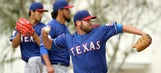 Lewis starting Cactus opener for Rangers