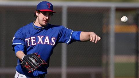 Derek Holland, pitcher