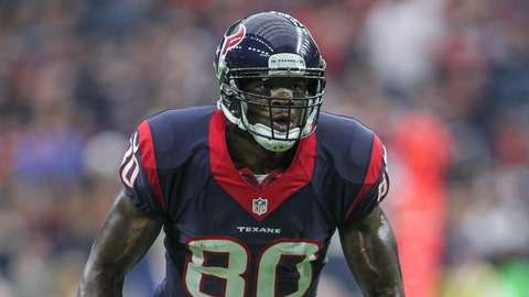 Houston Texans: WR Andre Johnson, first round (3 overall), 2003