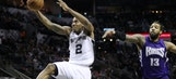 Spurs return to their home court, beat Kings