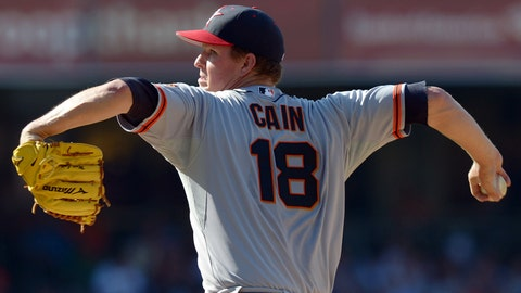 San Francisco Giants: SP Matt Cain