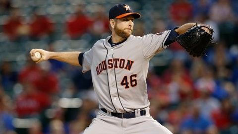 Houston Astros: SP Scott Feldman