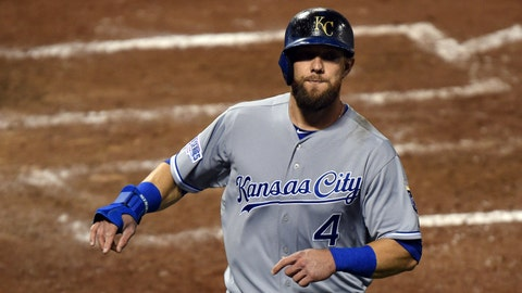 Kansas City Royals: OF Alex Gordon