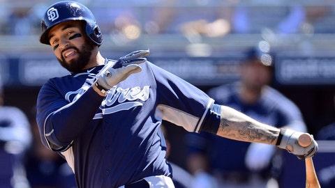 San Diego Padres: OF Matt Kemp