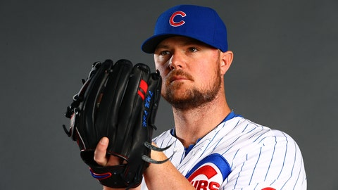 Chicago Cubs: SP Jon Lester