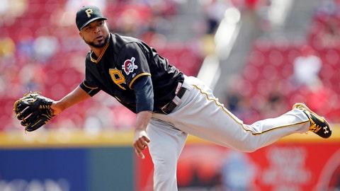 Pittsburgh Pirates: SP Francisco Liriano