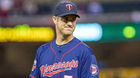 Minnesota Twins: 1B Joe Mauer