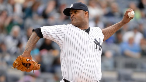 New York Yankees: SP CC Sabathia