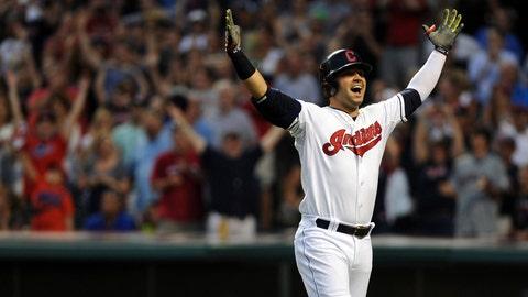 Cleveland Indians: 1B Nick Swisher
