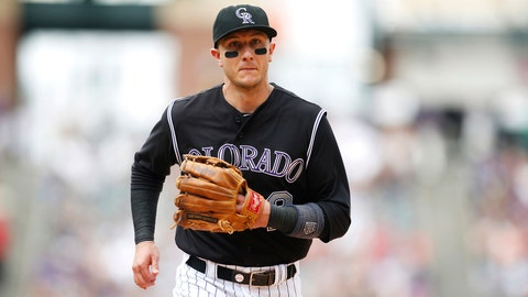 Shortstop: Troy Tulowitzki