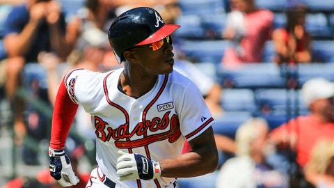 Atlanta Braves: CF Melvin Upton Jr.