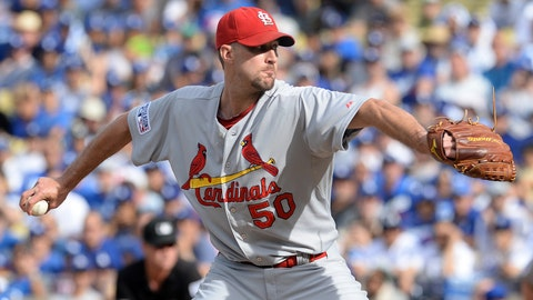 St. Louis Cardinals: SP Adam Wainwright