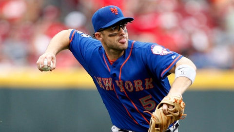 New York Mets: 3B David Wright