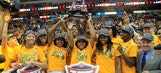 Lady Bears' dynasty grows with fifth straight Big 12 tournament title