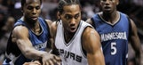 Spurs officially re-sign Kawhi Leonard to 5-year max deal