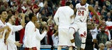 Oklahoma quiets Dayton, moves to Sweet 16