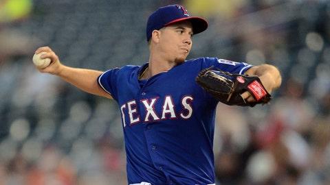 Alex 'Chi Chi' Gonzalez — Texas Rangers