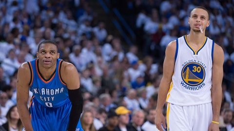 Thunder at Warriors: Feb. 6, 9 p.m. ET (ESPN)