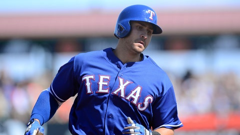 Rangers: Joey Gallo (1st round, 39th pick, 2012)