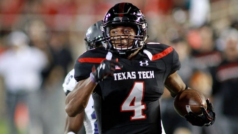 Texas Tech: Bradley Marquez, WR