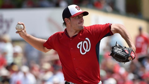 National League Cy Young: Max Scherzer