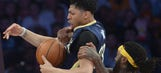 Anthony Davis scores 20 as Pelicans rout Lakers