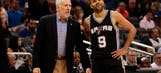 Spurs secure playoff berth with win over Magic