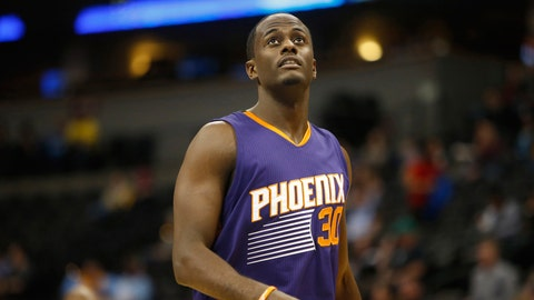 Earl Barron, 33, Phoenix Suns
