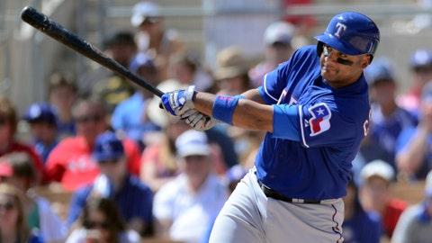 Carlos Corporan, catcher
